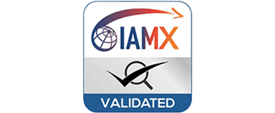 International association of movers iamx-validated logo