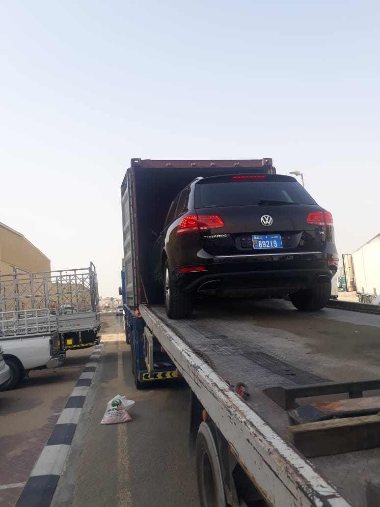 #26 Vehicle relocation services