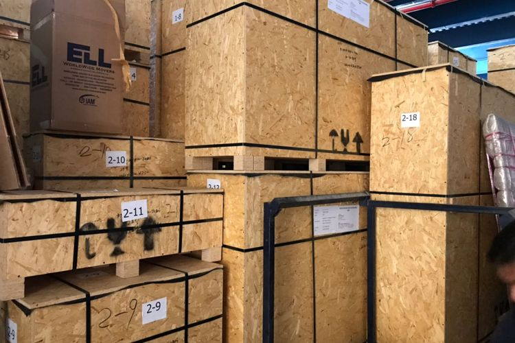 Warehousing And Storage Solutions In Dubai Uae Ell Worldwide Movers
